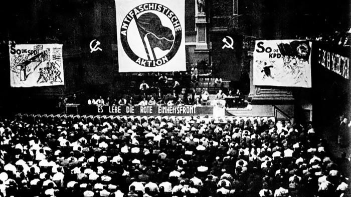 Antifa and Fascism; Their Shared Origins