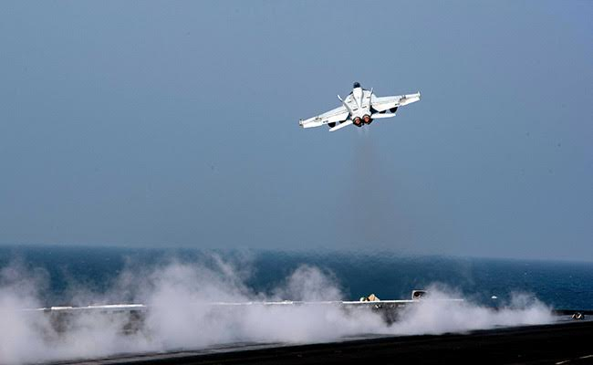 US-led Coalition Airstrikes Kill 3 ISIS Drone Experts In Syria