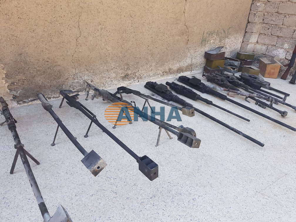 US-backed Forces Captured Main ISIS HQ In Raqqah City (Photos)