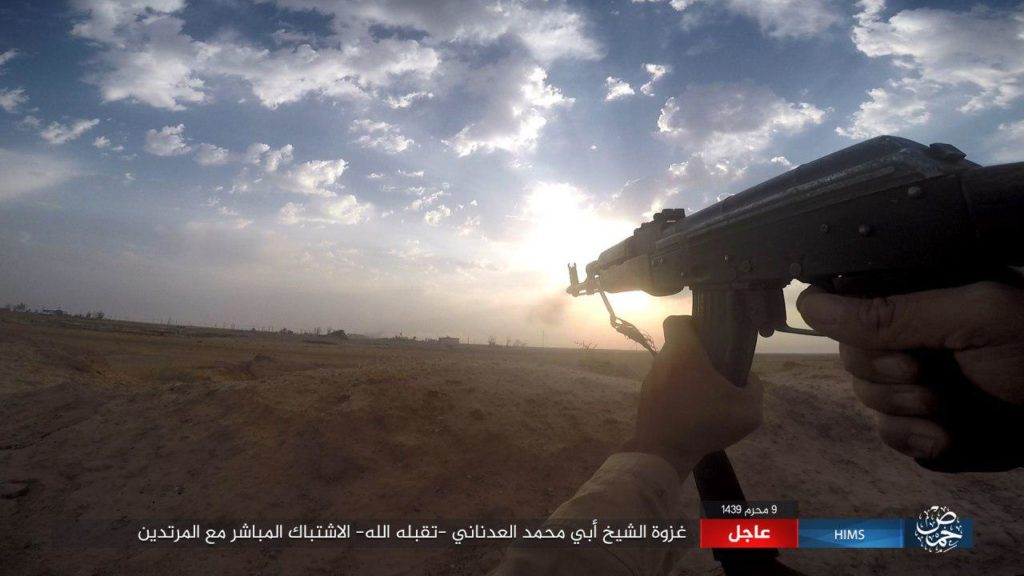 ISIS Advancing On Multiple Frontlines In Central Syria (Photos, Video)