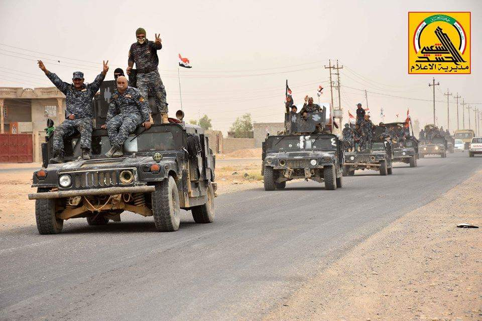 Iraqi Army And PMU Liberate More Than 40 Villages In Hawija Area From ISIS (Photos, Video)