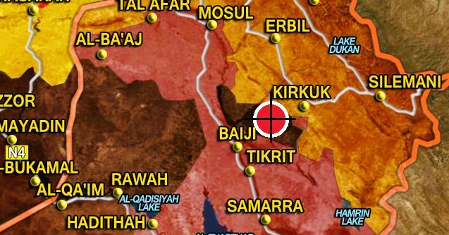 Iraqi Official: 330 ISIS Fighters Run Away From Al-Hawija To Kurdistan