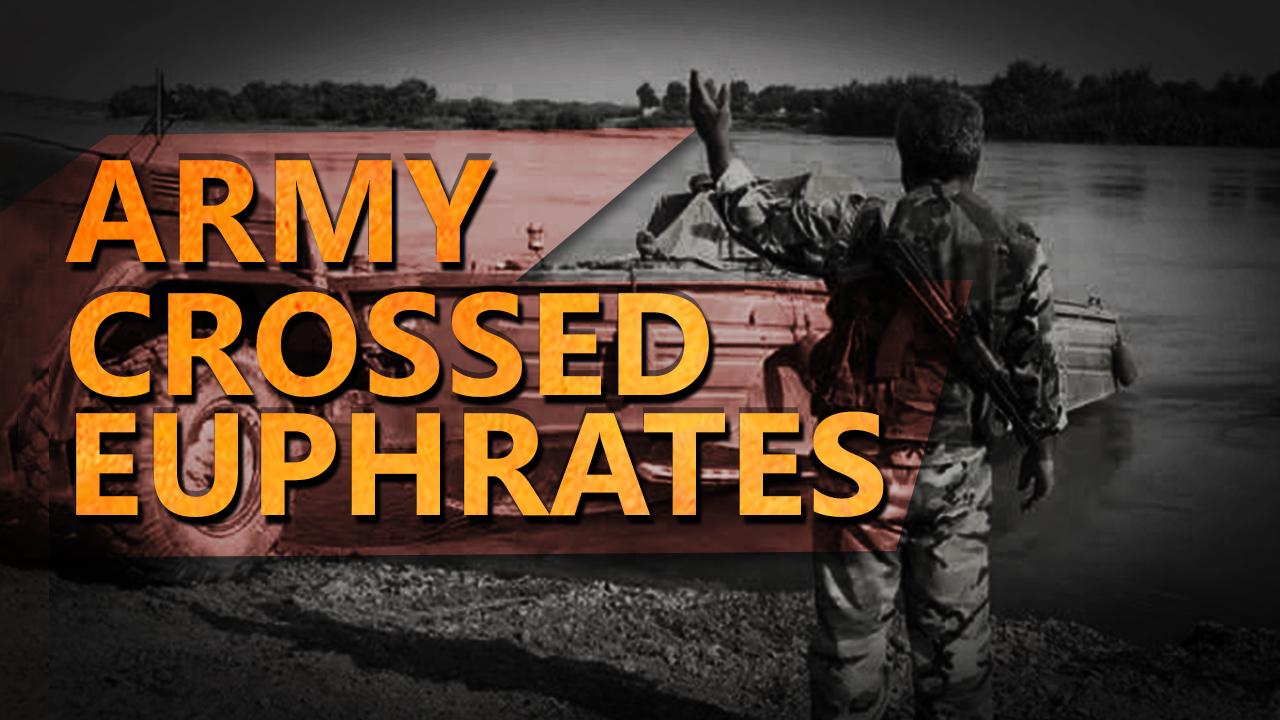 Αποτέλεσμα εικόνας για A War that Originates from the Euphrates River