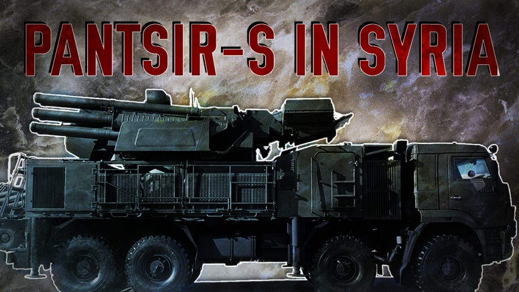 Russia Calls Erdogan Claims About 8 Pantsir Systems Destroyed In Syria Fake