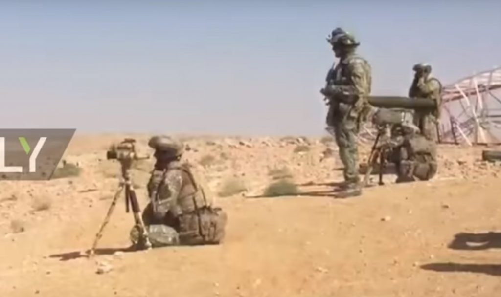 Video: Government Troops Clashing With ISIS Near Dier Ezzor