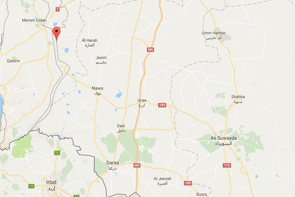 Israeli Troops Enter Militant-Held Area Of Beer Ajam In