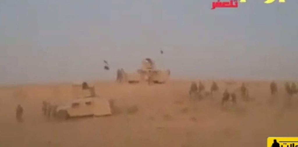 Iraqi Forces Kill Over 20 ISIS Members In Tal Afar Countryside