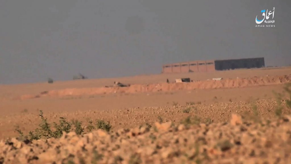 SAA Advances In Cemetery Area In Deir Ezzor City, Pushes Along Sukhna-Deir Ezzor Highway (Map)