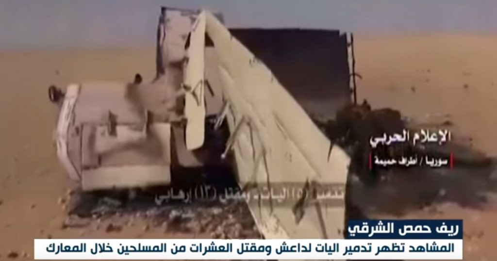 Syrian Army, Hezbollah Repelled ISIS Attack On Their Positions Around Humaymah (Videos)