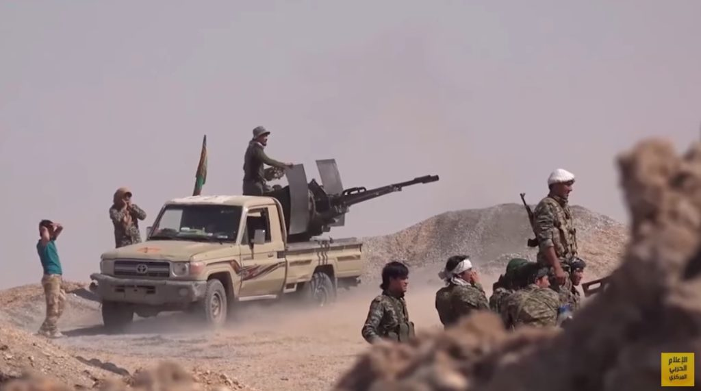 Syrian Army Repels ISIS Attack, Secures Palmyra-Deir Ezzor Highway - Reports