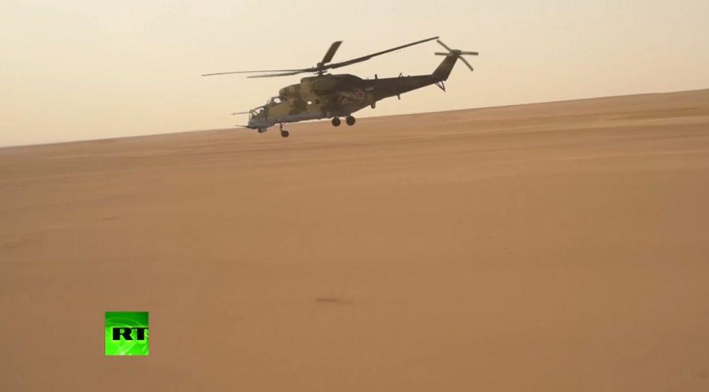 Overview Of Battle For Deir Ezzor On September 16, 2017 (Evening)