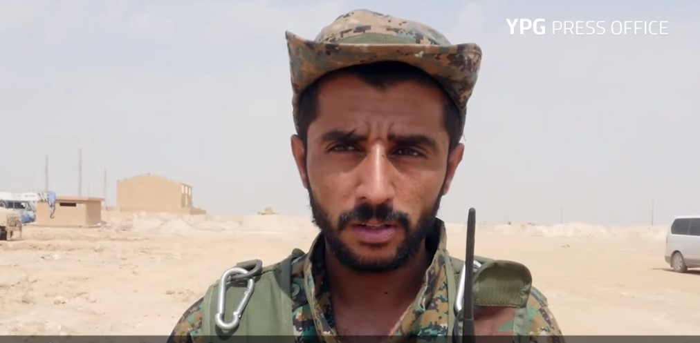 SDF Vows To Fight Against Russians If It's Needed (Video)