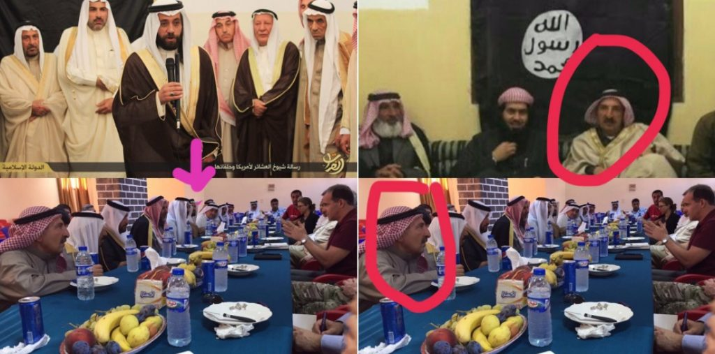 """US-led Coalition Negotiates With Tribal Sheiks Linked To ISIS To Gain """"Local Support"""" In Raqqah (Photos)"""