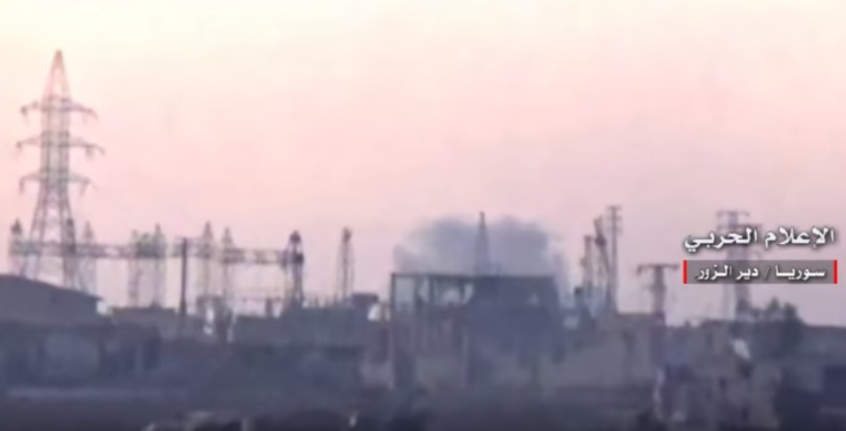 Video: Syrian Troops Break ISIS Siege On Dier Ezzor Airport