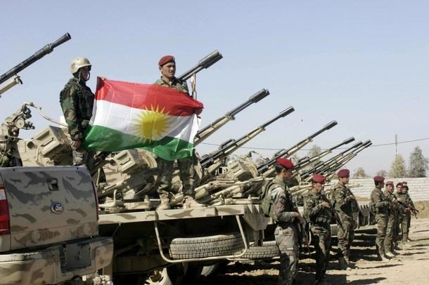 Pentagon No Longer Pays Salaries To Peshmerga Forces Due To Iraqi Kurdistan Referendum Backlash