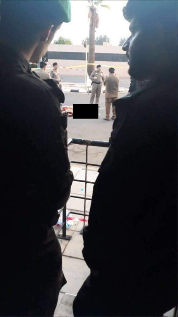 Gunman Attacked Royal Palace In Saudi Arabia. 2 Guards Killed, 3 Others Injured