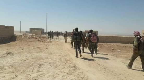 Syrian Army Is Close To Full Control Over al-Mayadin City, Advances To Drive Remaining ISIS Members Out
