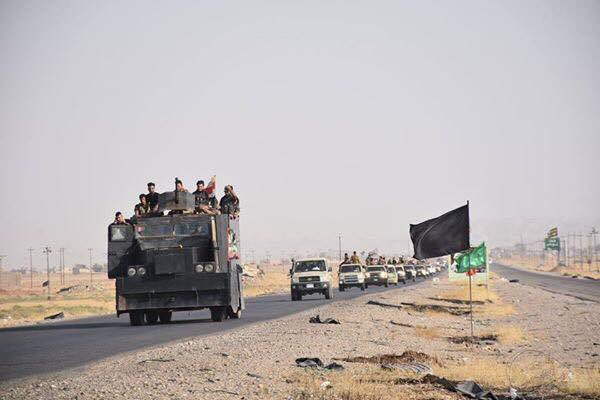 Iraqi Army Fully Secures Hawija Area After Liberating 20 More Villages