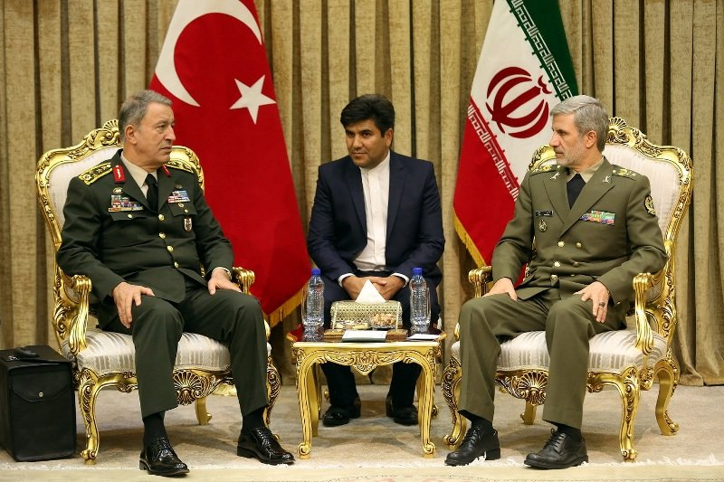 Iranian Defense Minister: 'Iran, Turkey to stop new Israeli scenario'