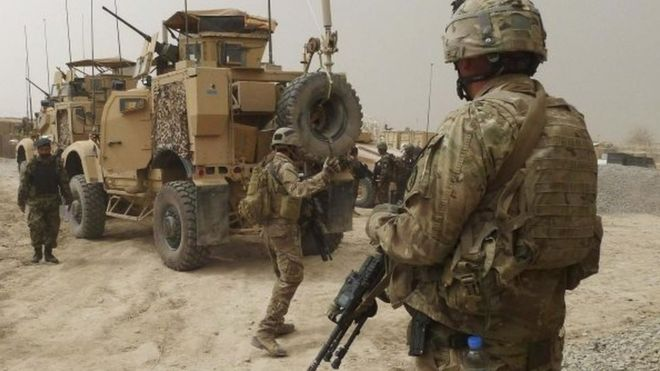 US Officially Asked NATO To Deploy 1,000 Additional Troops In Afghanistan