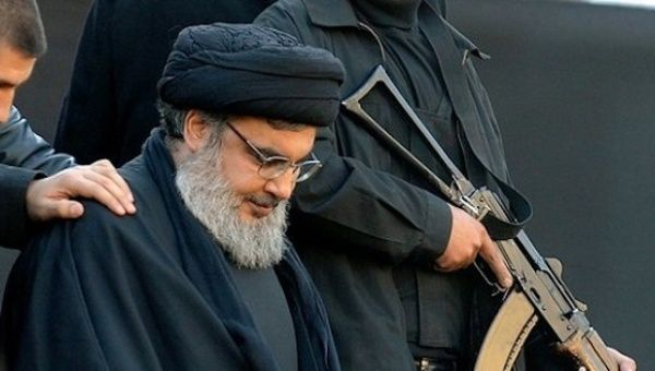 Hezbollah Leader: US Air Force Prevents Syrian Army And Its Allies From Advancing Against ISIS