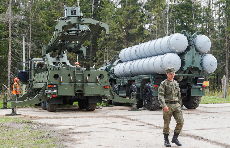 Russia's Federal Service for Military-Technical Cooperation Officially Confirms S-400 Agreement With Saudi Arabia