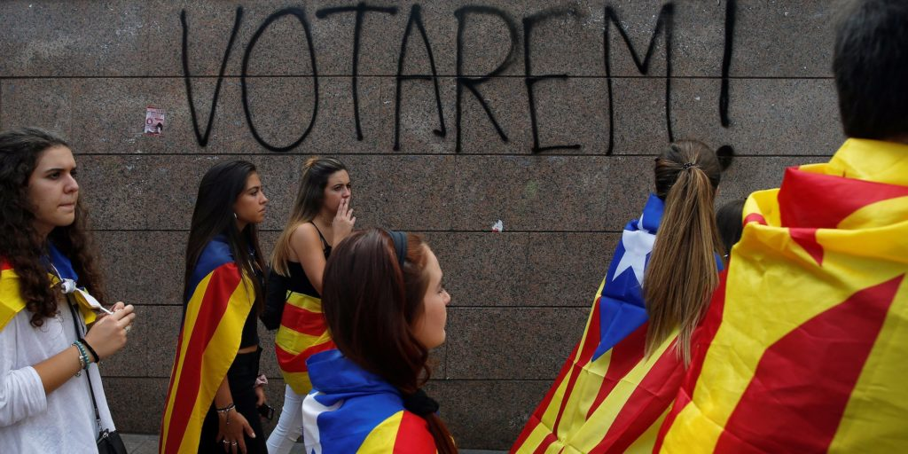 Catalan Referendum: Preliminary Results Show 90% In Favor Of Independence