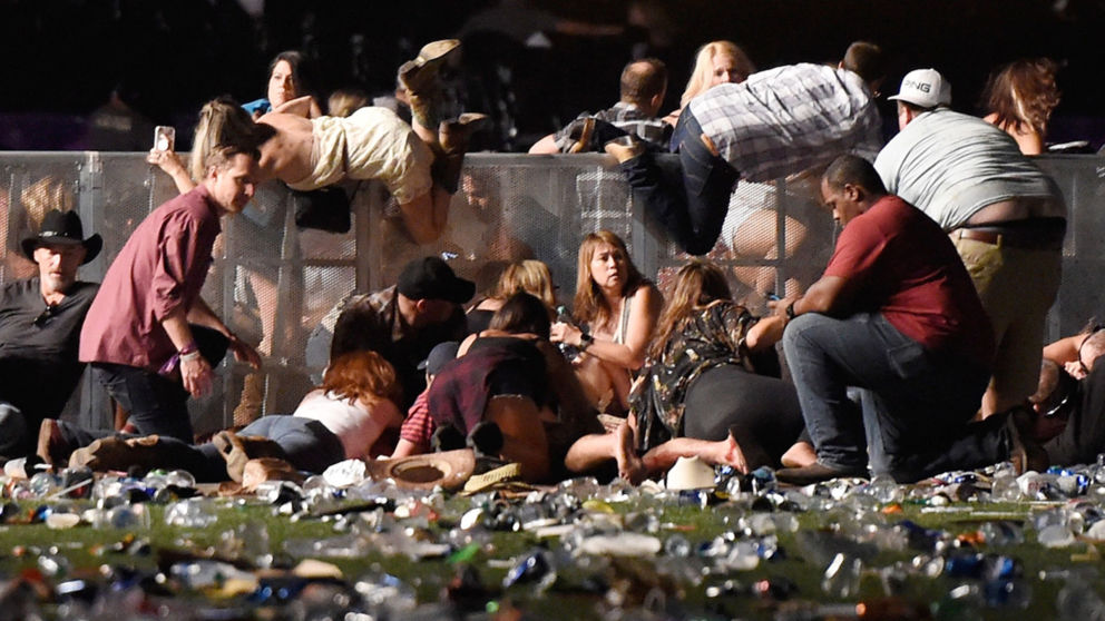 At Least 50 Killed, 200 Injured In Mass Shooting In Las Vegas