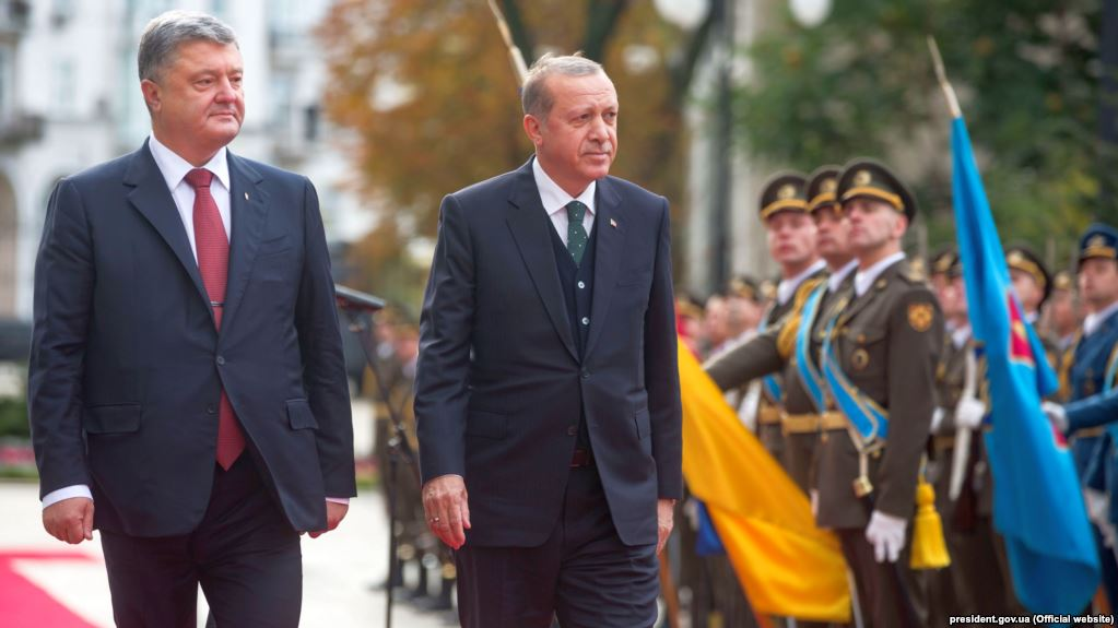 Turkey Supports Ukraine Over Crimea, Threatens To Abort S-400 Deal With Russia