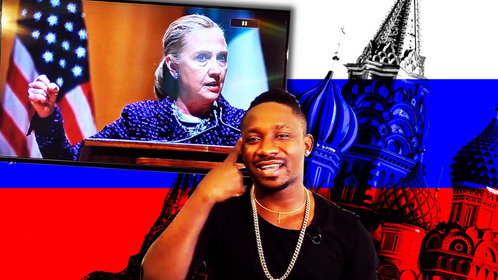 Propaganda Goes Wild: Now Kremlin Recruits YouTubers To Produce Anti-Hillary Clinton Rap Videos