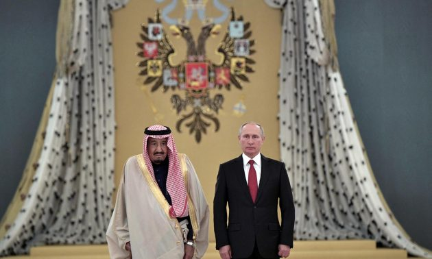 The House of Saud bows to the House of Putin