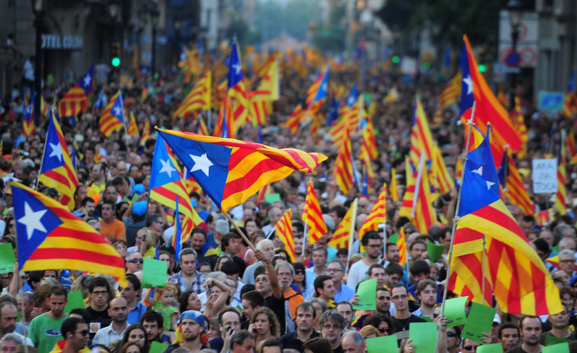 Catalan Declares Independence But Delays Secession Process For Few Weeks