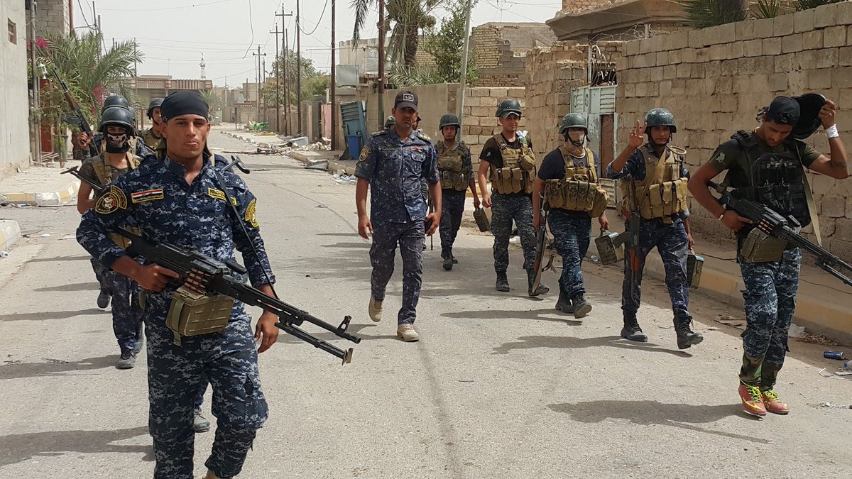 Three ISIS Suicide Bombers Blew Themselves Up In Iraq's Sinjar
