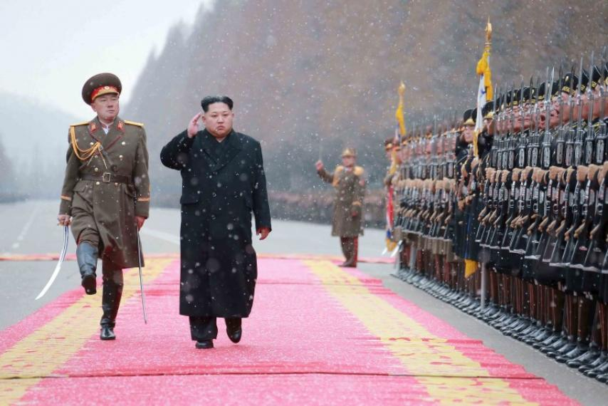 North Korea Expected To Conduct More Missile Tests In Near Future