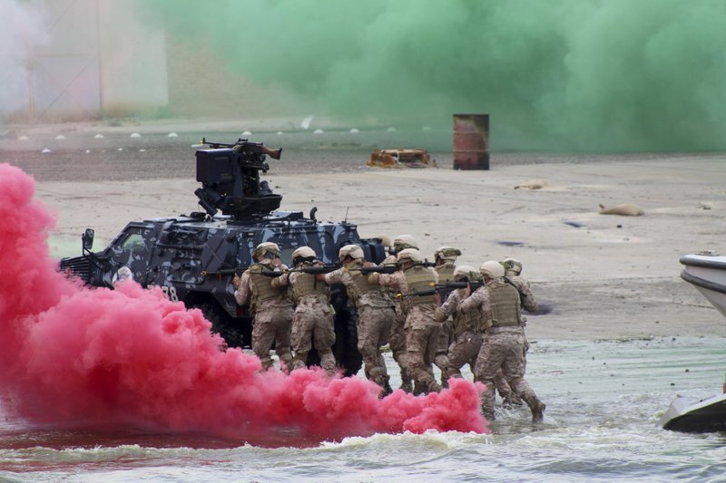 US Military Halts Exercises With Gulf Countries Over Qatar Diplomatic Crisis