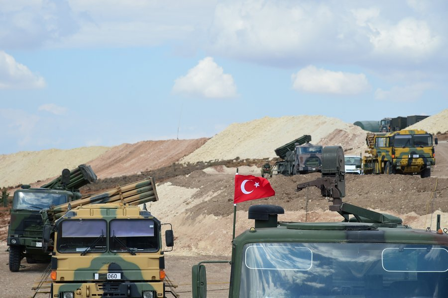 Turkish Media Releases First Video Showing Turkish Armed Forces In Syria's Idlib Province
