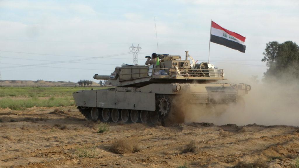AFP Says Iraq Starts Of Operation To Retake Kirkuk From Kurdish Peshmerga. Iraqi Military Denies