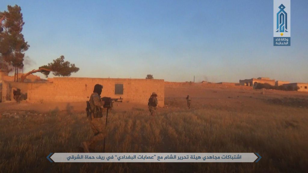 Hay'at Tahrir al-Sham Still Fights ISIS In Hama, But Refuses to Attack ISIS In Daraa