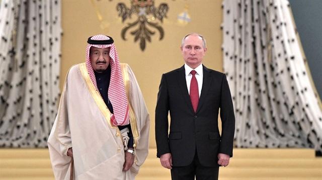Saudi Aramco & Co