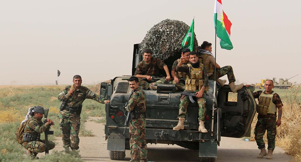 US Works To Reduce Tensions Between KRG And Iraqi Government As Peshmerga Deploys 6,000 Fighters In Kirkuk