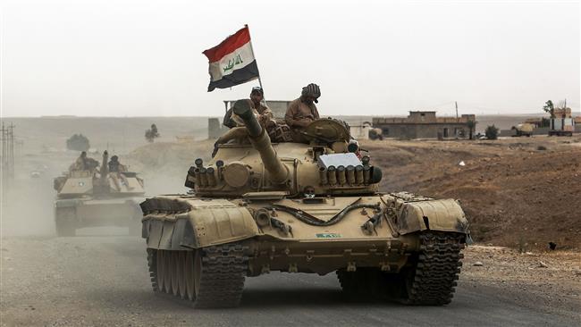 Iranian-Iraqi Military Drills Started Inside Iran Near Border With Iraq's Kurdistan Region