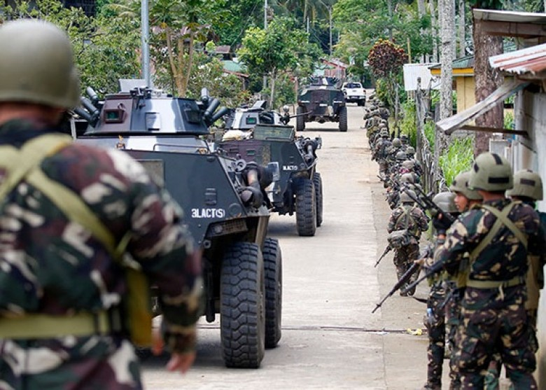 Marawi Battle Continues: ISIS Still Controls 3 Hectares Inside City