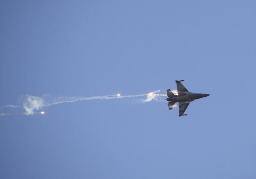 Syrian Forces Launched Anti-Aircraft Missile Against Israeli Warplane. IDF Destroyed Syrian S-200 Battery