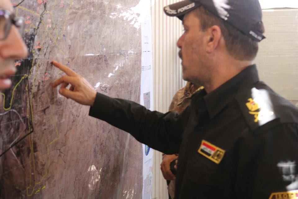 イラク陸軍がK1空軍基地を奪取し、市に入る(写真、ビデオ)