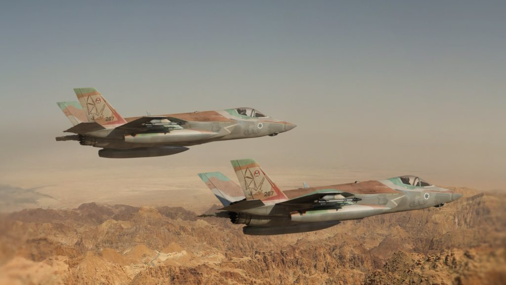Israel Is Hiding That Its State-Of-Art F-35 Warplane Was Hit By Syrian S-200 Missile - Reports