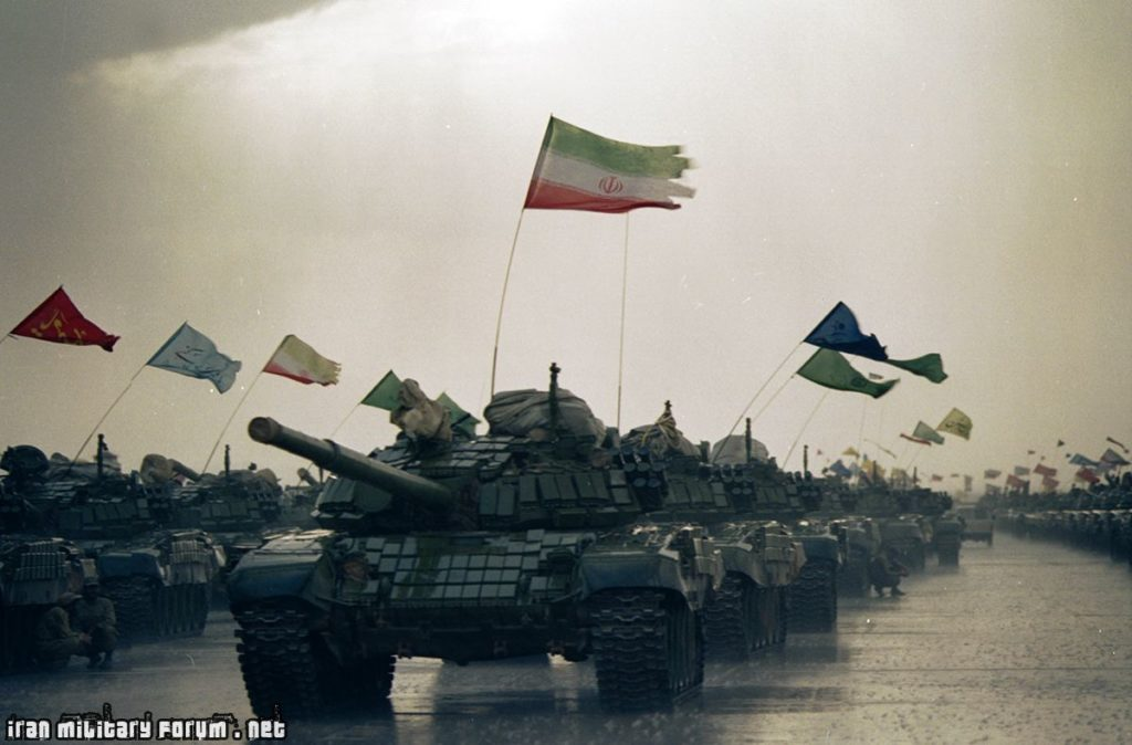 "Iran Deploys Dozens Of Tanks To Border With Iraqi Kurdistan. Separatist Government Blames Tehran For ""Escalation"""