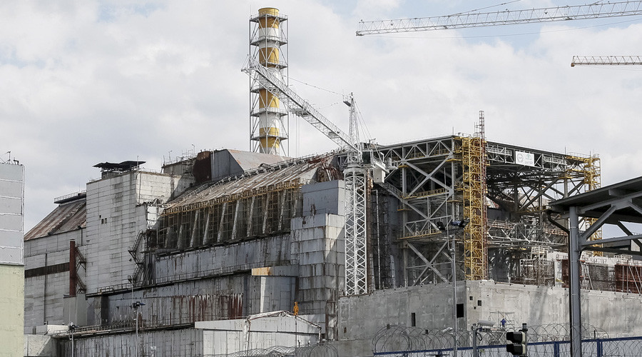 Get Ready for a New Chernobyl in Ukraine