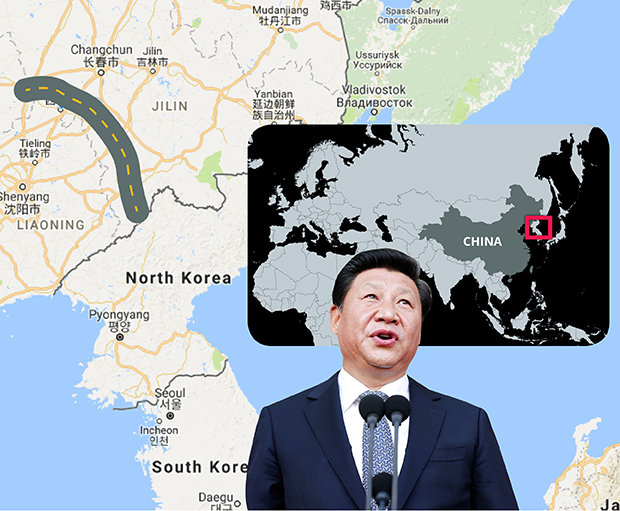 Media Fuels Rumors About China's Possible Invasion To North Korea