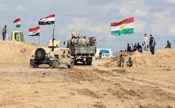 Iraqi Army And Kurdish Peshmerga Launch Joint Operation Against ISIS Cells In Northern Iraq