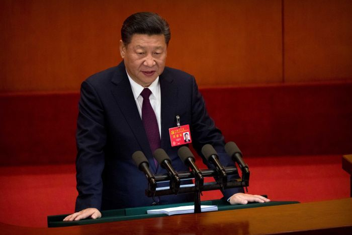 """Xi Jinping Declares That China Became """"Great Power in the World"""""""